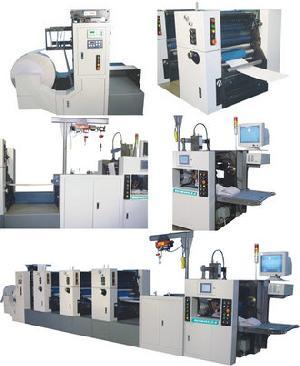 form rotary printing machine