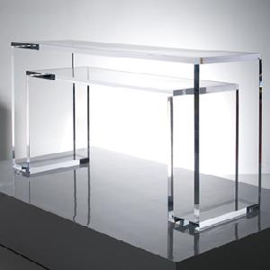 clear console table
