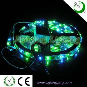 Waterproof Led Flexible Strip With 5050 Or 3528 Smd Led