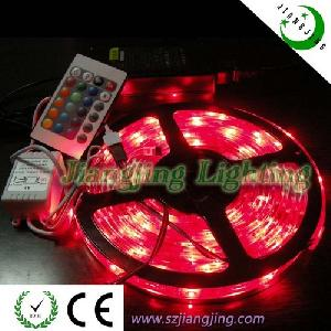 Waterproof Led Flexible Strip With Smd 5050 Or 3528