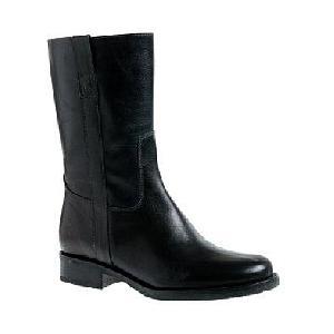 ladies boot manufacturers guangzhou women leather shoe factory