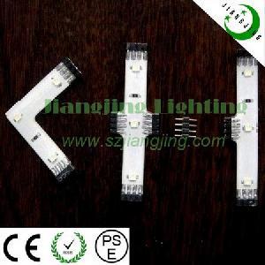 luminance rgb led strip connector