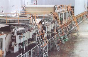 molding paper machine