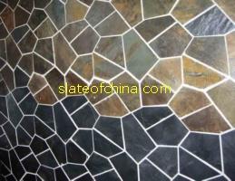 random paving slate stone pavings slateofchina