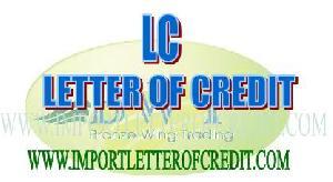 import letter credit l c