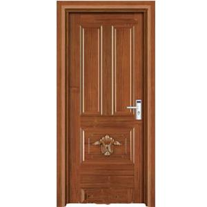 wood door hpc085 white oak solid wood frame and panel - Wood Door Frame