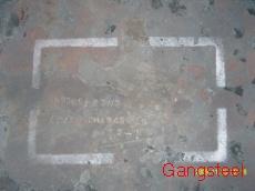 Steel Plate Astm A131 Grade Ah32 / Ah36 / Ah40 Spec