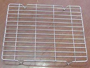 stainless steel cooling rack food processing