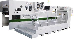 1020 hfoil stamping diecutting machine