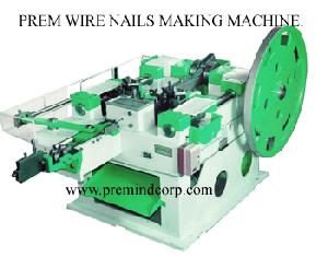 prem wire nails machine
