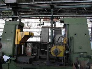 gear hobbing machine iug craiova fd 3600
