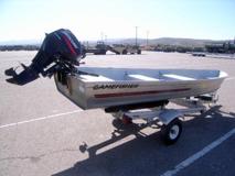 game fisher 61354s aluminum fishing boat trailer stock 3275 8614