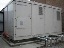 200 kw phosphoric acid fuel cell power generator stock 1632489