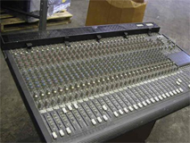 mackie mixing console audio mdl 32 88 bu stock 3299 802