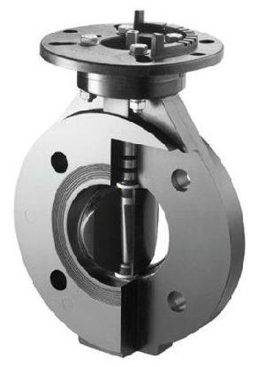 titanium butterfly valve flanged api 609 ta2 grade c3 150 300 598 tst