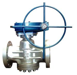 titanium plug valve api 599 150lbs 300lbs ta2 grade c3