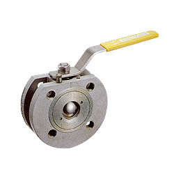 wafer titanium ball valve