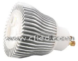 gu10 base led bulbs