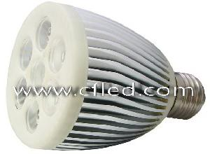 led lamp security