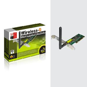 54mbps wireless mini pci network adapter wlan card complies ieee802 11g 11b