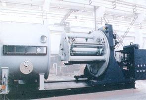 devanada maquinas de recubrimiento por alambre alimentacion magnetron pulverizacion