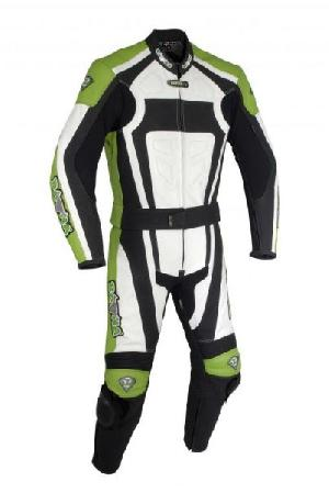 leather motorbike suit cow