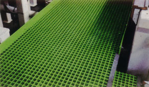 frp molded graing pultruded grating