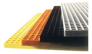 superfrp molded grating
