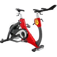 indoor cycling trainer bike
