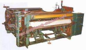 wj130 5 wire weaving machine