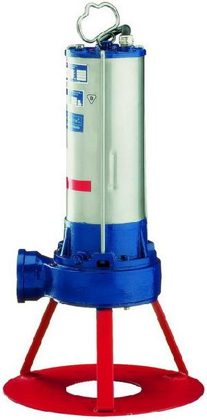 fz 1 stage block impeller pumps