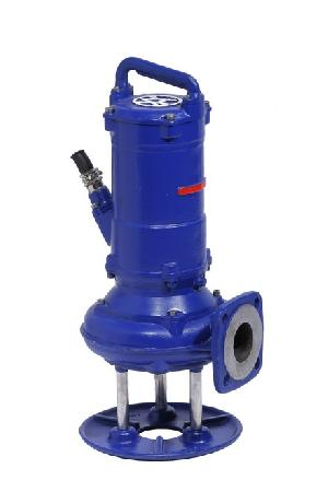 fz 2 stage pumps submersible motor cooled pumped liquid