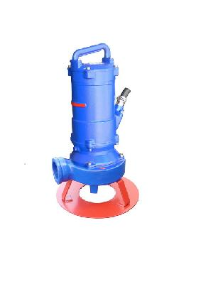 fzx 1 stage submersible pumps side open impeller equipped shredder
