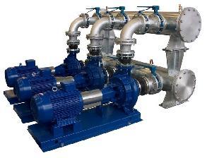 hydrophore horizontal stage centrifugal nhv pumps