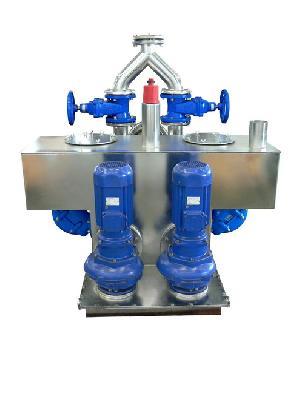 tsa sewage pumping stations