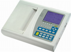 digital twelve channels ecg 912a