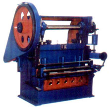 expaded metal mesh machine