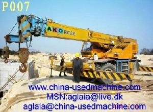 Sell Used Cranes Kato Cr-250