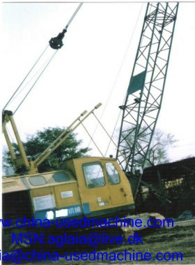 crawler crane28 ton
