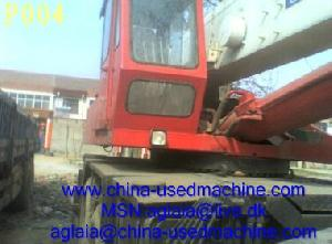 Sell Used Kato 50 Ton Truck Crane