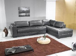 leather sofa b145