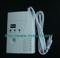 220vac 9v battery up carbon monoxide detector