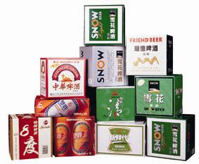 box beer carton