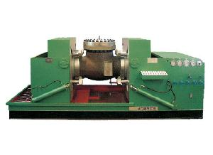valve testing bench