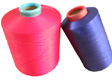 dope dyed polyester yarn