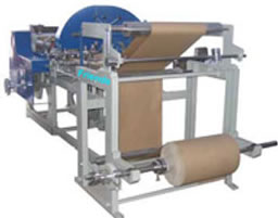 paper bag machine toilet roll napkin