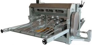 reel sheet cutter