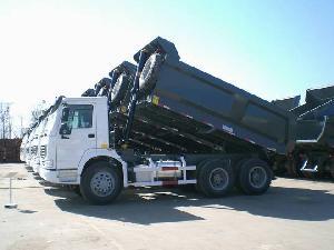 dump truck tipper manufacturer
