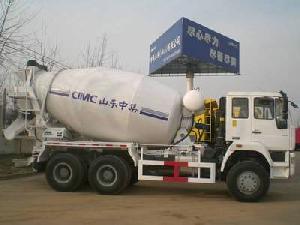 howo concrete mixer truck steyr