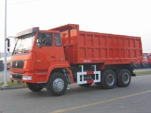 steyr king tipper dump truck